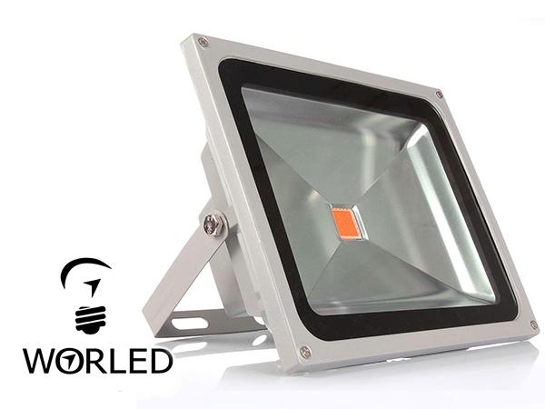 Proyector LED 20W Grow Full Spectrum Cultivo Plantas