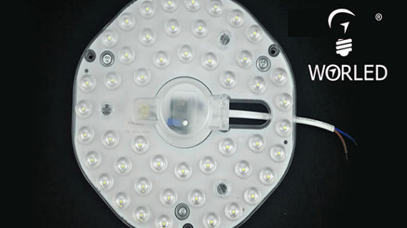 ¿Transformar tu viejo Plafón o Downlight por tecnología Led?