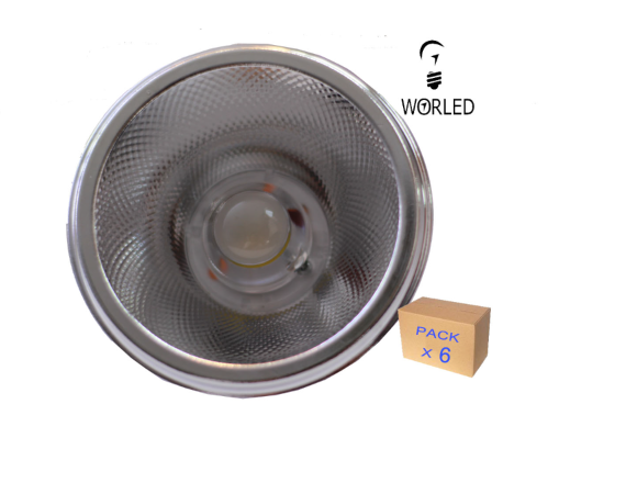 PACK-6 Bombilla LED