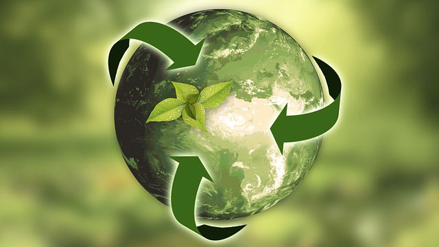 Iluminación led sostenible